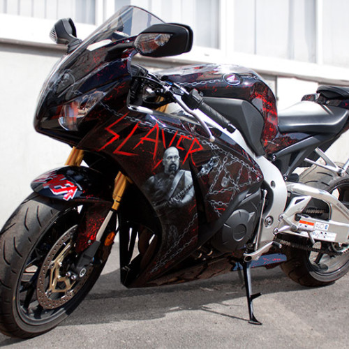 Honda CBR «Slayer»